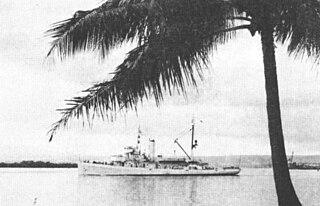 USS <i>Quail</i> (AM-15)