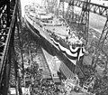 USS Washington (BB-56) launching ceremony, 1 June 1940.jpg