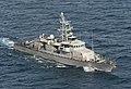 USS Whirlwind (PC-11) underway in the Arabian Gulf on 18 June 2017.JPG