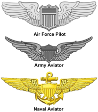 Image illustrative de l'article Badge d'aviateur (États-Unis)