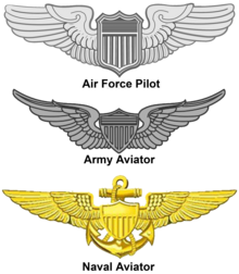 bdad2819b5e United States Aviator Badge - Wikipedia