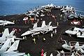 US Navy 020219-N-2410G-002 Aircraft aboard USS Theodore Roosevelt (CVN 71).jpg