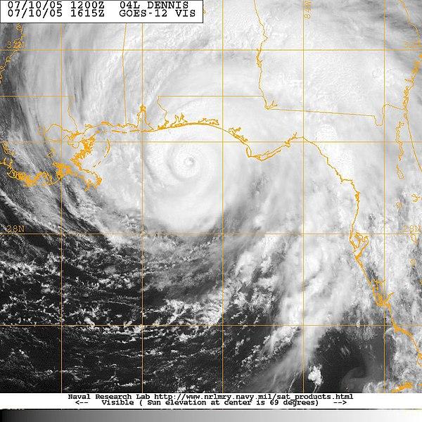 Florida Panhandle Hurricane