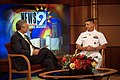 US Navy 090617-N-4965H-006 Rear Adm. Doug McClain, Director of Global Operations, U.S. Strategic Command, appears on KWTV NEWS 9 This Morning.jpg