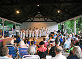 US Navy 090814-N-6914S-001 The U.S. Navy Band Sea Chanters chorus performs at Lake Accotink Park in Springfield, Va.jpg