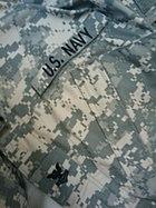 US Navy Markings on ACU - Aug2009