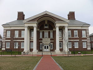 Gore Hall
