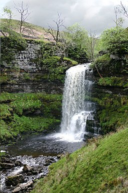Uldale Force, River Rawthey, Cumbria - geograph.org.uk - 441191.jpg