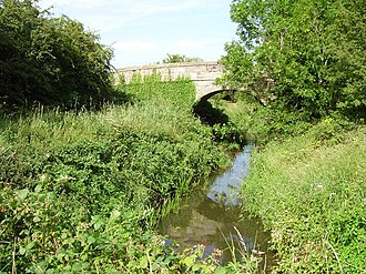 Ulster Canal - Ulster Canal at Tyholland.