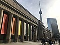 Union Station Toronto in Pride Month.jpg