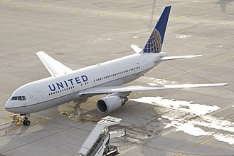 Middle of the market - The short B767-200/ER represents one fifth of the 767 sales