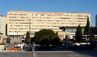 University of Provence - Facilities in Marseille