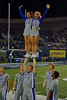 why cheerleading isnt a sport