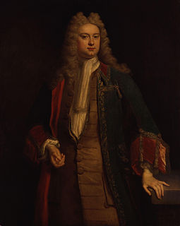 Horatio Walpole, 1st Baron Walpole English diplomat