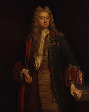 Horatio Walpole, 1st Baron Walpole - Horatio Walpole, 1st Baron Walpole