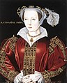 Unknown painter - Portrait of Catherine Parr - WGA23553.jpg