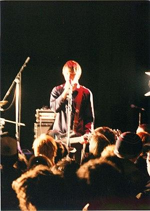 Unwound - Trosper performing live