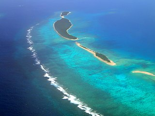 Uonukuhahake island in Lifuka district, in the Haapai islands of Tonga