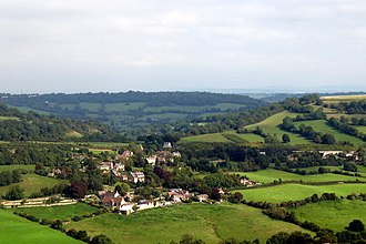 Swainswick - Image: Upper Swainswick