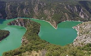 Sjenica - Image: Uvac canyon 3