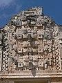 Uxmal - Quadrangulo de las Monjas - Nördlicher Palast 2.jpg