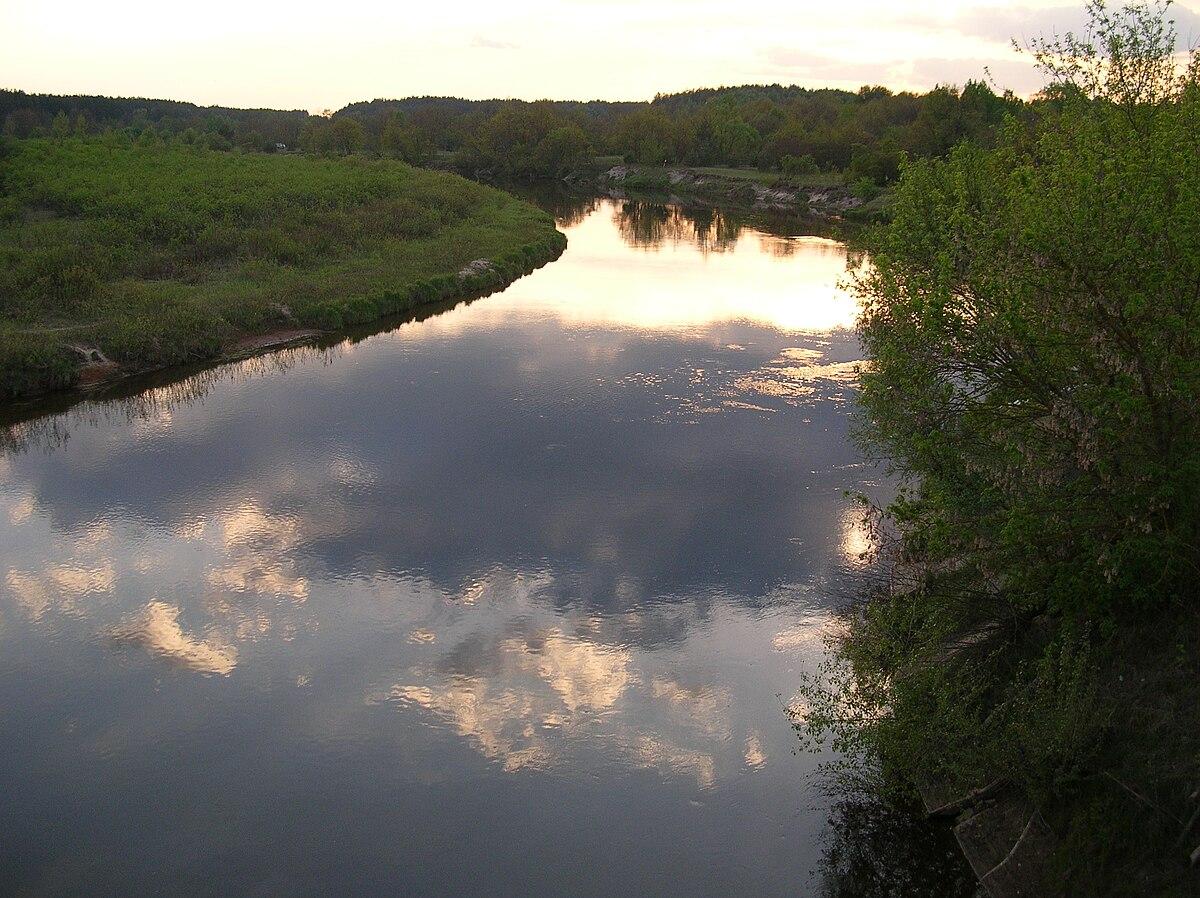 Uzh River Prypiat Wikipedia