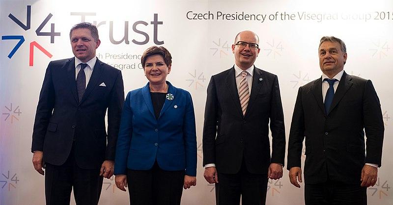 Datei:V4 Prague 2015-12-03 - Viktor Orbán (3).jpg