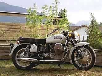 Moto Guzzi - V7 750 Speciale (1969)