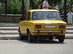 VAZ-2103 in Crimea (backside view).JPG