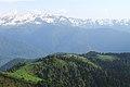 VIew from Aibga ridge to Gagra ridge in Abkhazia.jpg
