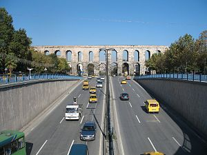 Valens Aqueduct - The Aqueduct of Valens