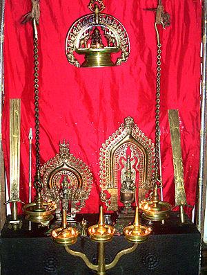 Valluvan Kadav Sree Muthapan - Image: Valluvan kadavu sree muthappan 001
