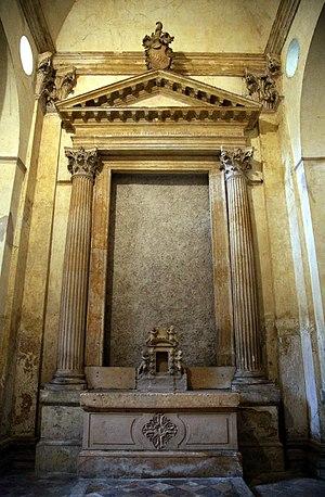 Santa Corona, Vicenza - Image: Valmarana chapel 20081203 1