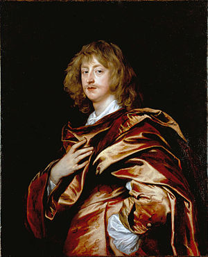 George Digby, 2nd Earl of Bristol - Portrait of George Digby, 2nd Earl of Bristol, by Sir Anthony van Dyck, c.1638–9