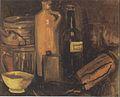 Van Gogh - Stilleben mit Steingut, Bierglas und Flaschen.jpeg