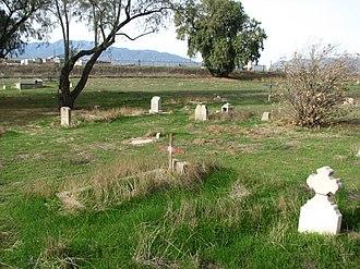 California Historical Landmarks in San Bernardino County, California - Image: Varied 919 (5294092174)