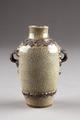 Vas i porslin, gjord i Kina under 1800-talets andra hälft - Hallwylska museet - 95650.tif