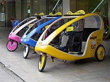 Seattle Taxi Car Seat