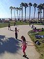 Venice beach in LA (21626300404).jpg