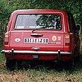 Verda stelo sticker on Lada 1500 Combi.jpg