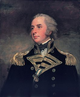 Lord Hugh Seymour British Royal Navy admiral