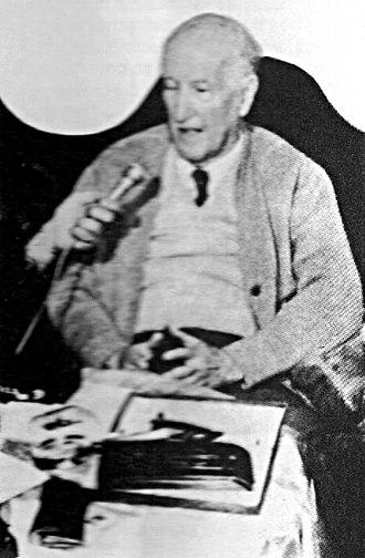 Vicente Aleixandre - Aleixandre in 1977