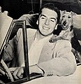 Victor Mature and his dog, c. 1955.jpg