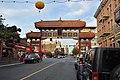 Victoria, BC - Chinatown Gate 01 (20464715546).jpg