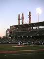 Victory Field right foul line stands.jpg