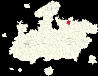Rajnagar (Madhya Pradesh Vidhan Sabha constituency)
