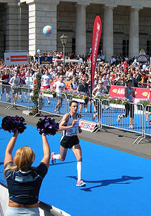 Vienna City Marathon 20090419 Günther Weidlinger AUT 9th.jpg