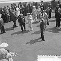Vierde dag van het bezoek van Koning Boudewijn bezoek aan Maastricht en omgeving, Bestanddeelnr 910-5178.jpg
