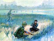 VietnamCombatArtCAT04BurdellMoodyCharliesubdued