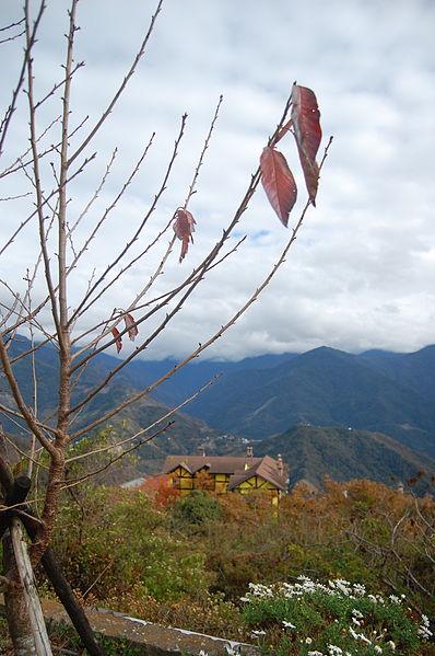 File:View From Qingjing in Hehuanshan (5457226929).jpg